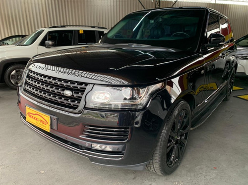 Imagem 1 de 15 de Land Rover Range Rover Vogue 5.0 V8 Se Supercharged 5p