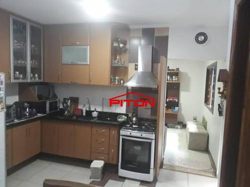 Imagem 1 de 15 de Casa Com 2 Dormitórios À Venda, 90 M² Por R$ 425.000,00 - Vila Matilde - São Paulo/sp - Ca0810