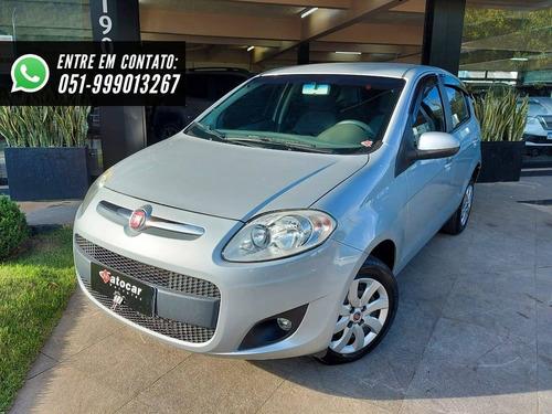 Imagem 1 de 11 de Fiat Palio 1.0 Mpi Attractive 8v Flex 4p Manual