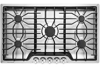 Frigidaire Ffgc3626ss 36 Cocina De Gas Integrada Compatible