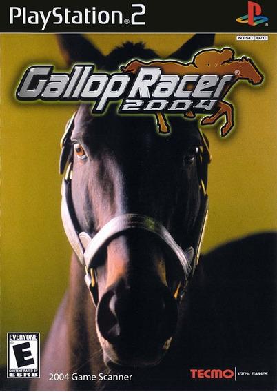 Gallop Racer 2004 - Playstation 2 (frete Único)