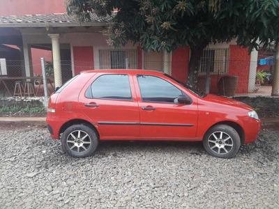 Oferta!!! Fiat Palio Rojo