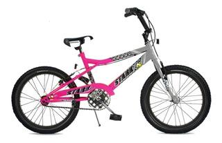 Bicicleta Stark Bmx Rodado 14 Junior Mod 6062 Cuotas