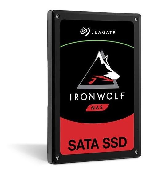 Ssd Nas Seagate Ironwolf 240gb Sata 2nv105-350 Za240nm10011