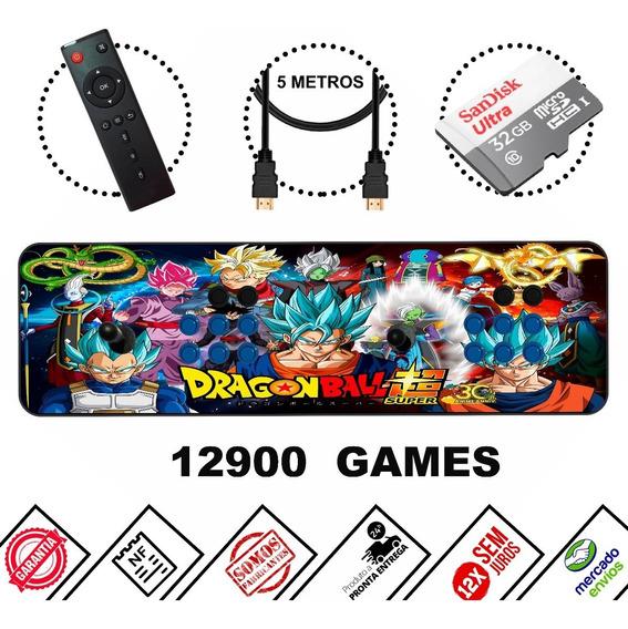 Fliperama Portátil Pro 12000 Jogos + Multimídia!! Aproveite!