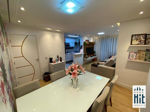 Apartamento À Venda, 69 M² Por R$ 554.000,00 - Ipiranga - São Paulo/sp - Ap3820