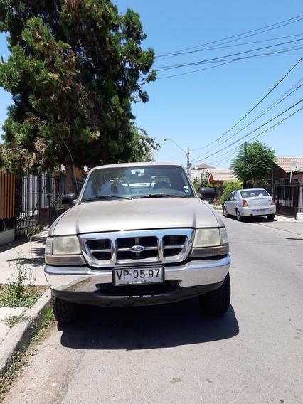 Ford Ranger Xlt C/c 4x2 2003