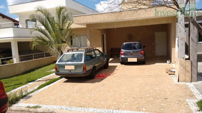Casa Residencial À Venda, Condomínio Villaggio Fiorentino, Valinhos - Ca0320. - Ca0320