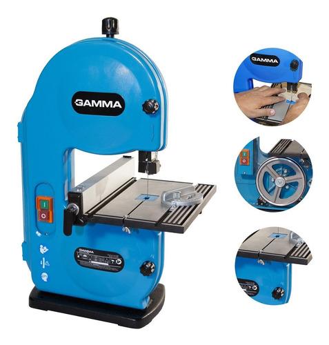 Serra De Fita Bancada 250w Profissional 110v G121 Gamma