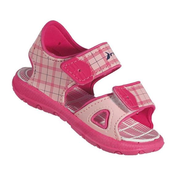 Mini Sandal Ii Baby Ff Rosa/rosa 81499