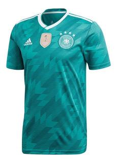 Jersey Playera adidas Selección De Alemania Visitante 2018