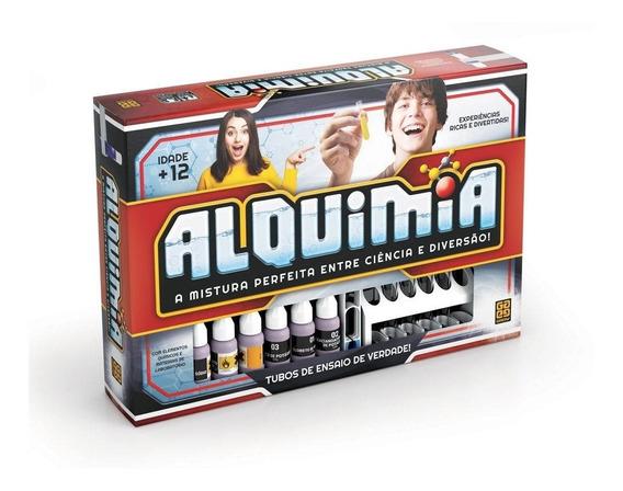 Jogo Alquimia 13 Elementos Quimicos Diferentes - Grow