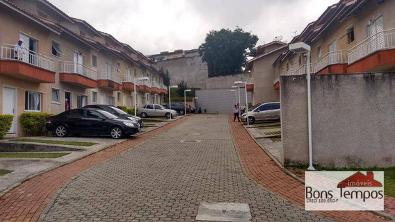 Sobrado Com 3 Dormitórios À Venda, 91 M² Por R$ 335.000,00 - Cidade Líder - São Paulo/sp - So2602