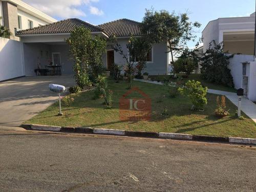 Casa Com 3 Dormitórios À Venda, 160 M² Por R$ 830.000 - Haras Bela Vista - Vargem Grande Paulista/sp - Ca1390