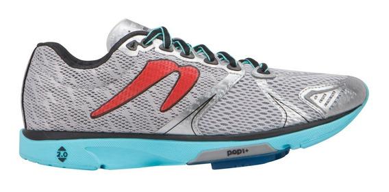 Zapatos Deportivos | Newton Running | Mujer | Plata