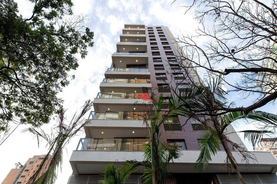 Apartamento Duplex Com 4 Dormitórios À Venda, 203 M² Por R$ 4.500.000 - Paraíso - São Paulo/sp - Ad0012