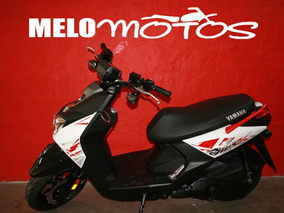 Yamaha Bws Fi Blanco Rojo 2018 Cero Kms. (opcional Batman)