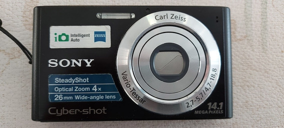 Camara Digital Sony Cybershot Dsc-w320 + Accesorios.