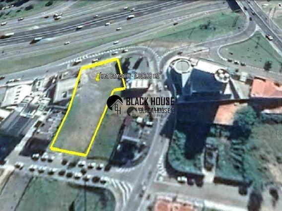 Área À Venda, 2336 M² Por R$ 11.680.000,00 - Parque Campolim - Sorocaba/sp - Ar0108
