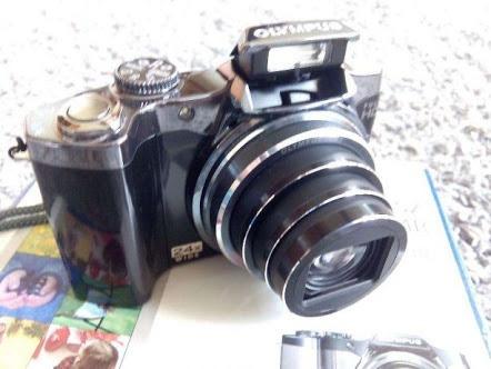 Camera Olympus Sz 30