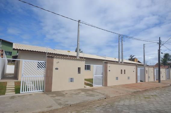 Casa De Frente Para O Mar Em Itanhaém Com Piscina Por R$ 299