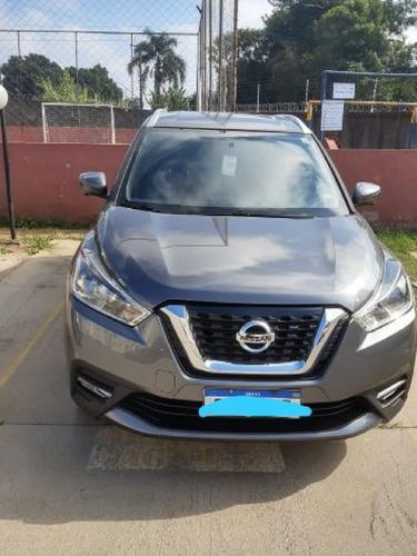 Nissan Kicks 2017 1.6 16v Sl Aut. 5p