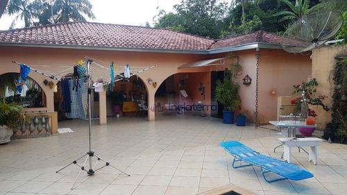 Imagem 1 de 30 de Chácara À Venda, 24946 M² Por R$ 1.500.000,00 - Chácaras São Miguel - Londrina/pr - Ch0094