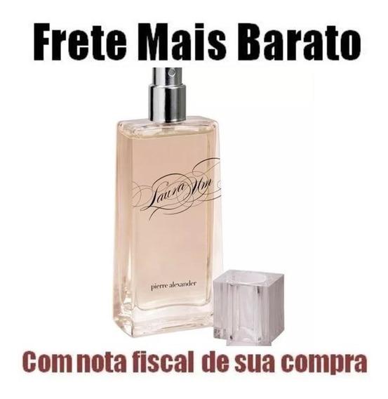 Deo Colônia Pierre Alexander Laura Um A Melhor + Nf