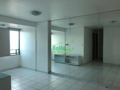 Apartamento Com 3 Dormitórios Para Alugar, 63 M² Por R$ 1.536/mês - Torre - Recife/pe - Ap1391