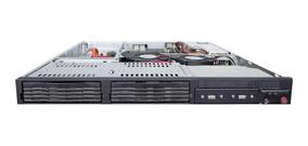 Servidor Supermicro 1u Xeon Básico Pequena E Media Empresa