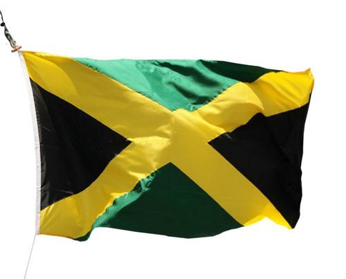 Bandeira Da Jamaica 1,50x0,90m Pronta Entrega