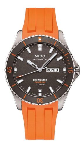 Relógio Mido Ocean Star Captain M026.430.47.061.00 Automatic