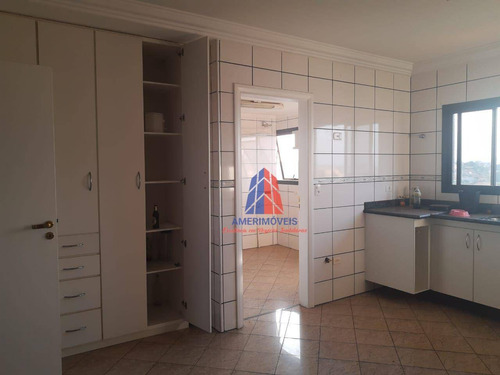 Apartamento Com 3 Dormitórios À Venda, 170 M² Por R$ 1.100.000,00 - Vila Rehder - Americana/sp - Ap0448