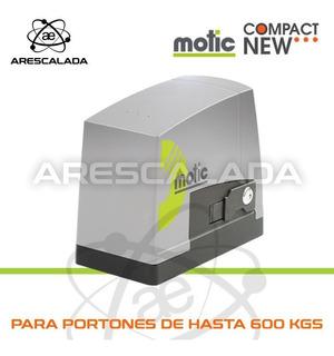 Kit Corredizo Motic Compact New, Motor Motic. Automatización