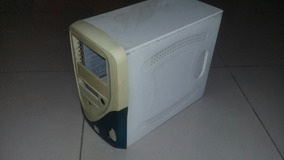 Cpu Computador Pentium 400mhz Com Jogo Doom 2 100% Ok