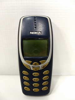Antigo Celular Nokia 3320 N 1100 V3 Tijolao Ultra Moto