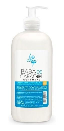 Crema Estrías Cicatrices De Embarazo Baba De Caracol /sa