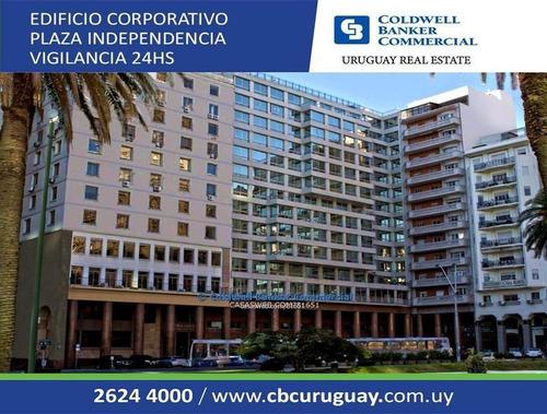 Oficina En Alquiler - Ciudad Vieja - Plaza Independencia