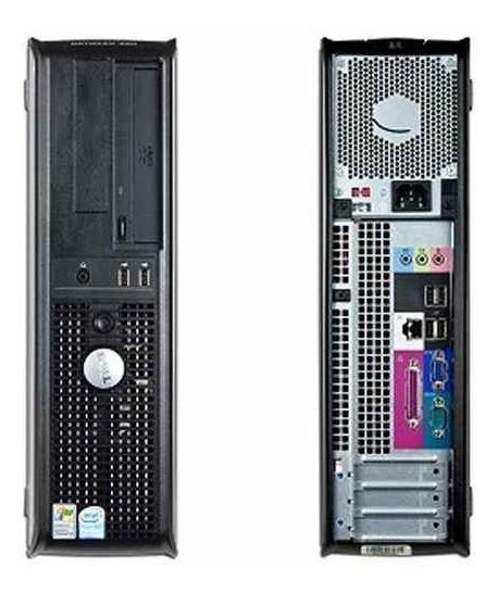 Cpu Dell Optiplex 320 Dt Intel Core 2 Duo 2gb Ddr2 80gb Sata