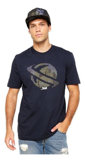 Camiseta Masculina Lost Blur Saturno