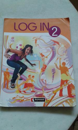 Login 2  To English Richmond Com Cd's