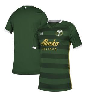 Camisa Portland Timbers 19/20 Unif. 1 - Pronta Entrega
