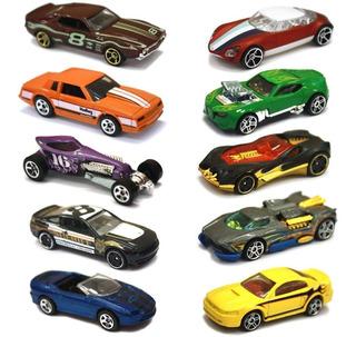 Carrinhos Hot Wheels Modelos Sortidos 1 Unidade Promoção