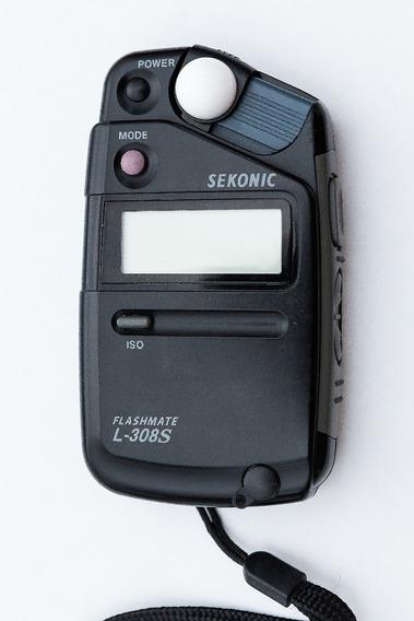 Fotometro Sekonic L-308s - Fotos Reais