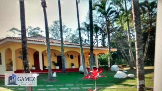 Chácara Residencial Para Venda E Locação, Campos De Atibaia, Atibaia - Ch0028. - Ch0028