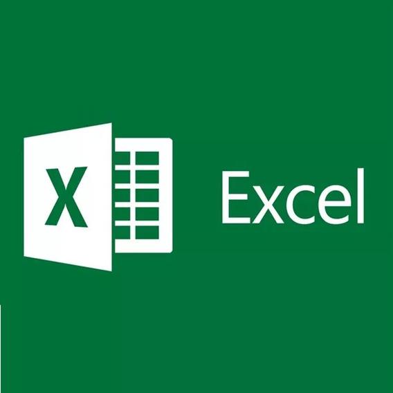 Pacote Com Planilhas Excel