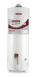 Termotanque Sherman Tpgp080msh13 Multigas 80l Pie Digiya