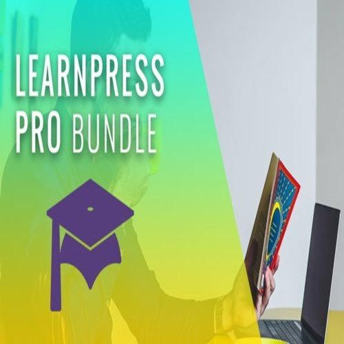 Learnpress Lms Pacote Com 19 Addons Premium Wordpress Plugin