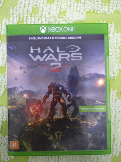 Halo Wars 2 Xbox One Dublado