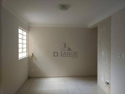 Apartamento Com 1 Dormitório À Venda, 50 M² Por R$ 190.000 - Jardim Paraíso - Campinas/sp - Ap17938